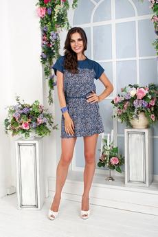Платье-туника Angela Ricci
