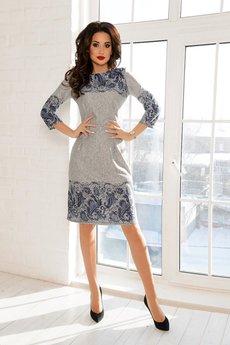 Новинка: платье отрезное по линии талии Open-Style