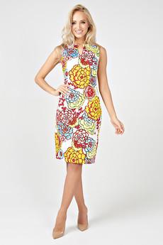 Летнее платье из хлопка Angela Ricci