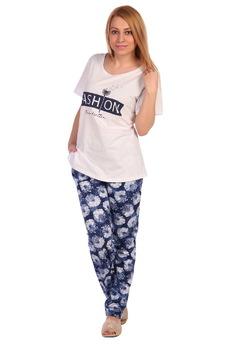 Добмашний костюм: футболка и штаны ElenaTex