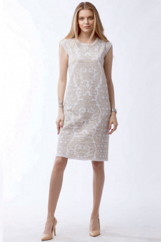 Летнее вязаное платье Kvinto
