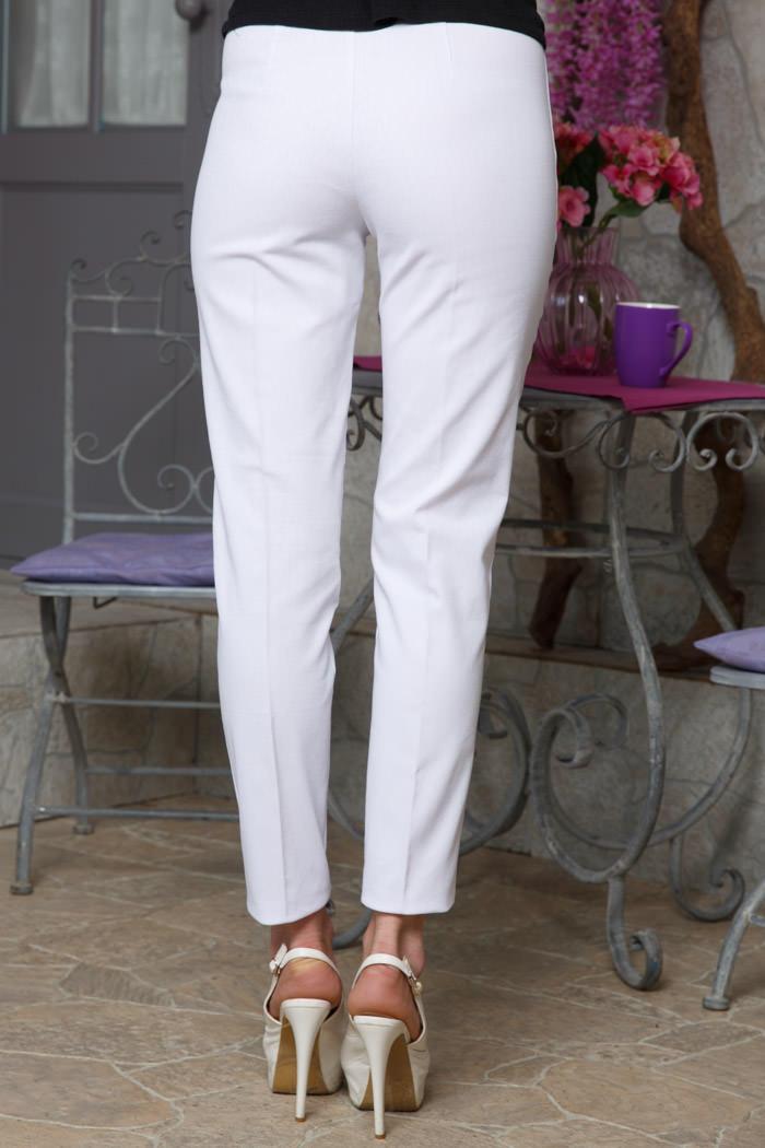 конечно, женские белые брюки картинки звонит телефону обращается